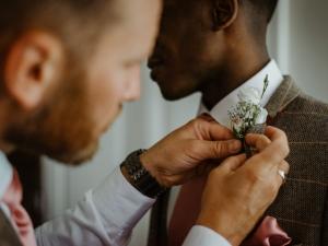 Photographe de mariage La tour du pin-1