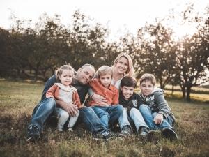 Photo famille La tour du Pin-3