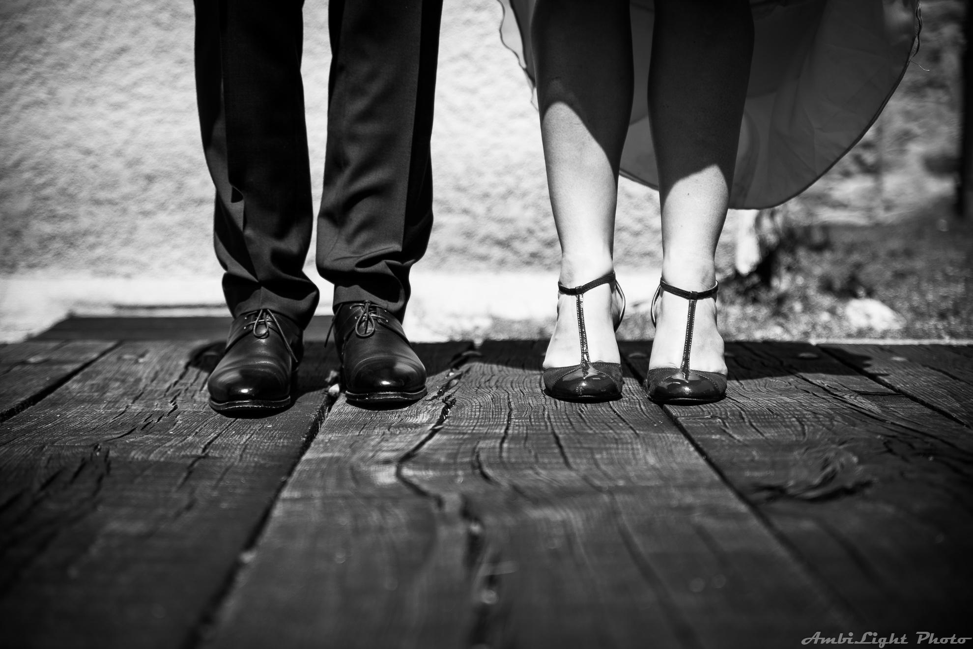Photographie mariage église
