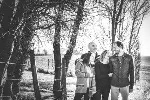 Séance photo famille en Isére